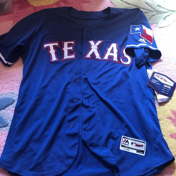 best loved 1bbb5 aa0ee Elvis Andrus texas rangers jersey NWT